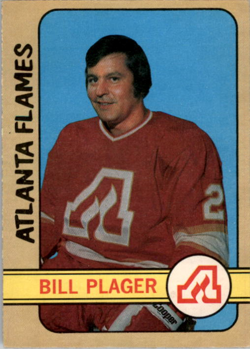 1972-73 O-Pee-Chee #122 Bill Plager RC