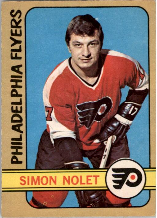 1972-73 O-Pee-Chee #125 Simon Nolet
