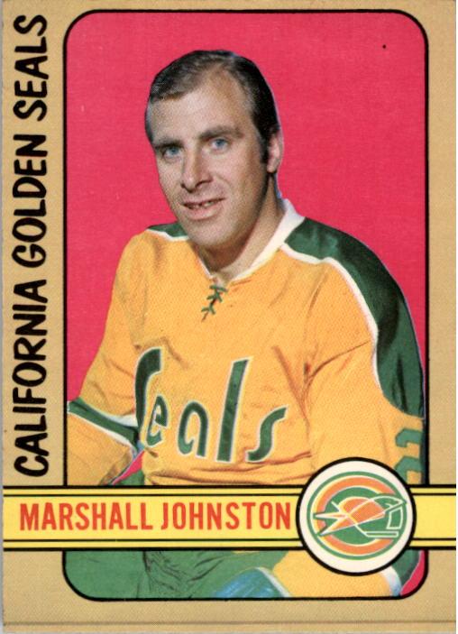1972-73 O-Pee-Chee #171 Marshall Johnston DP RC