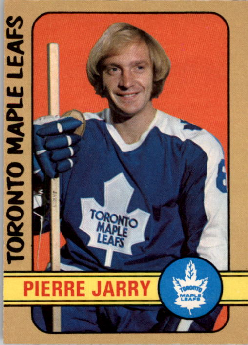 1972-73 O-Pee-Chee #237 Pierre Jarry RC