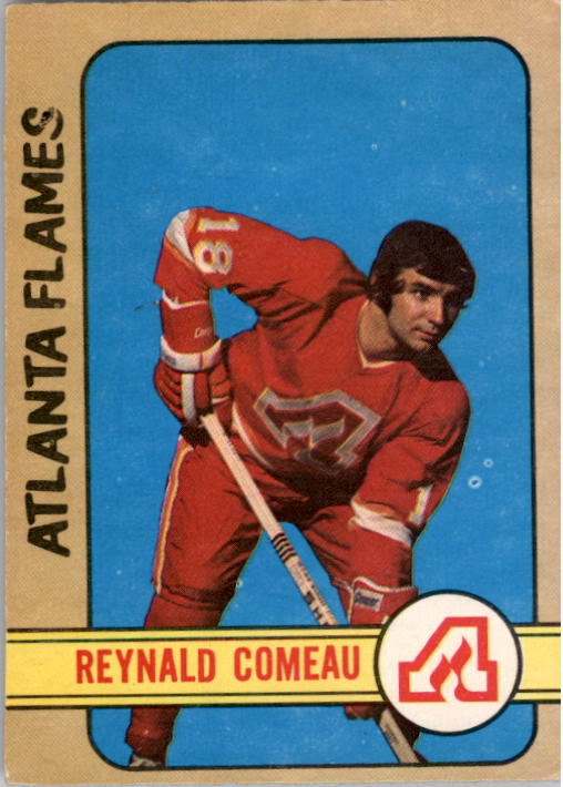 1972-73 O-Pee-Chee #239 Rey Comeau RC