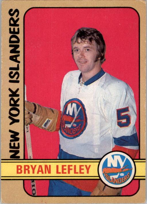 1972-73 O-Pee-Chee #252 Bryan Lefley RC