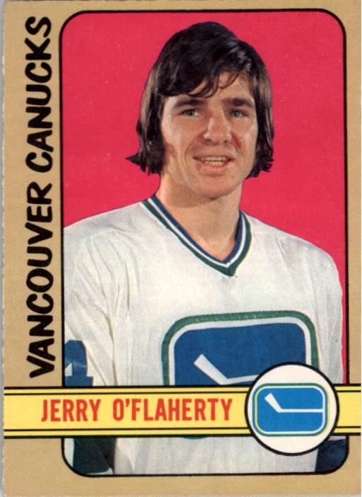 1972-73 O-Pee-Chee #278 Gerry O'Flaherty RC