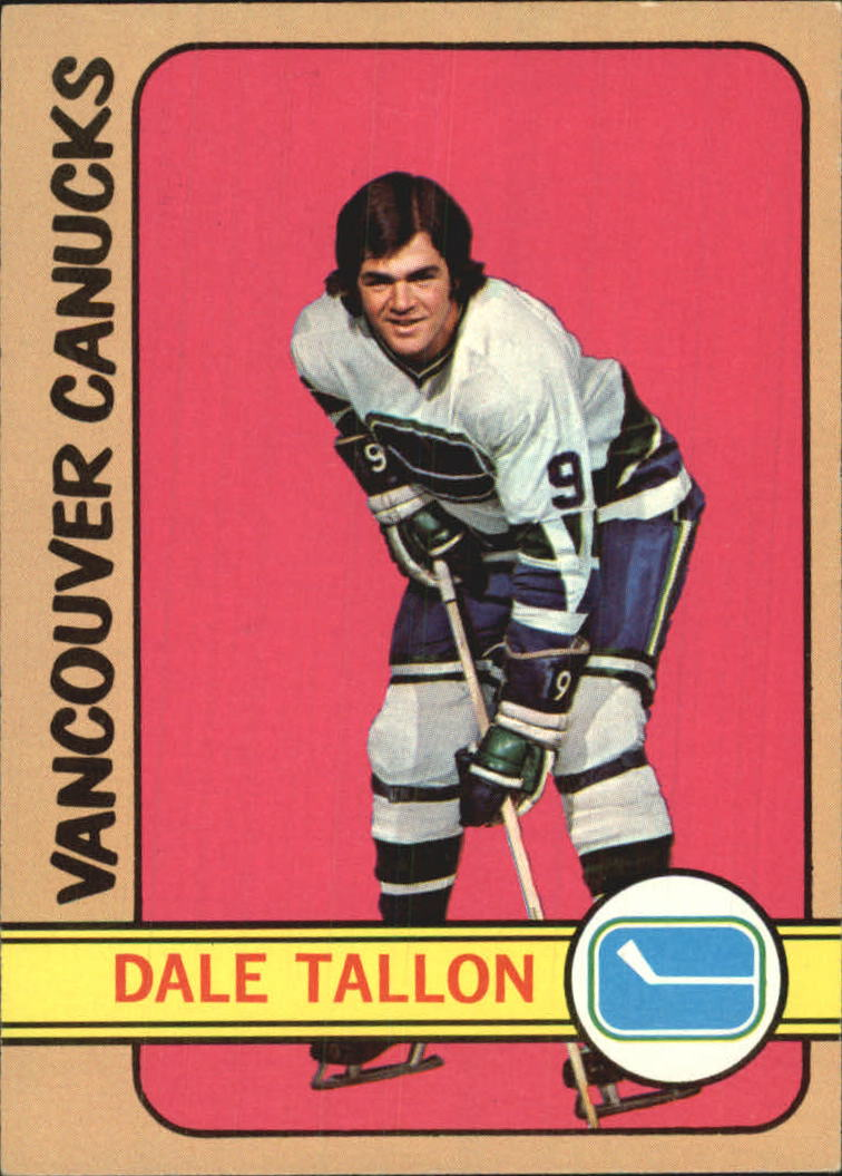 1972-73 Topps #15 Dale Tallon DP