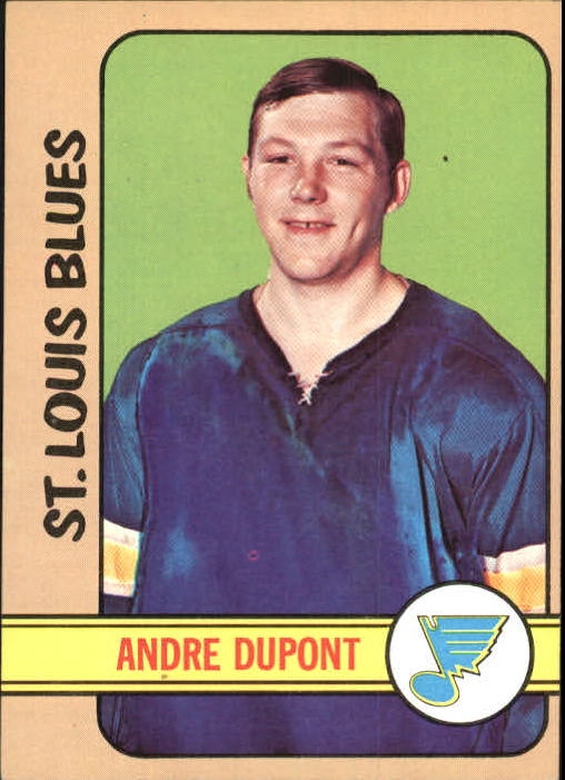 1972-73 Topps #19 Andre Dupont RC