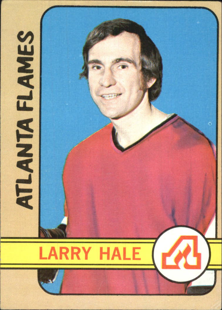 1972-73 Topps #44 Larry Hale DP RC