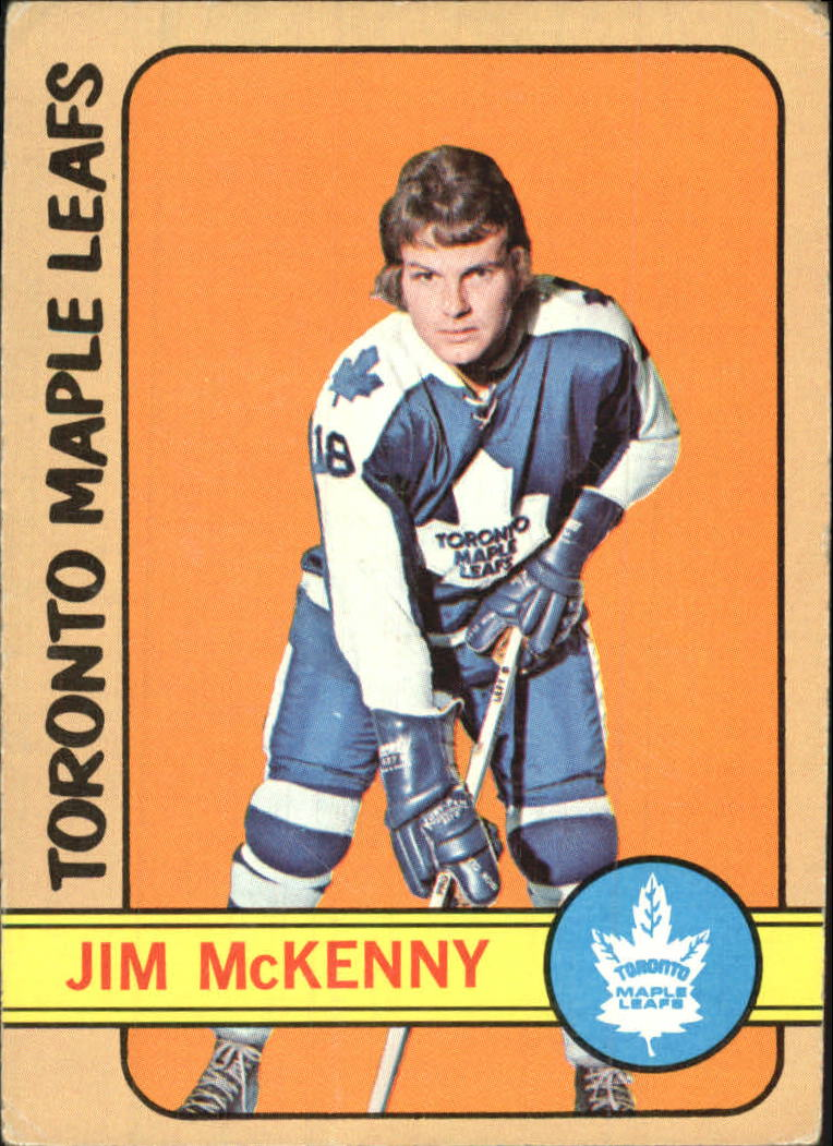 1972-73 Topps #54 Jim McKenny DP