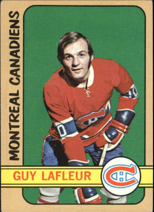 1972-73 Topps #79 Guy Lafleur DP