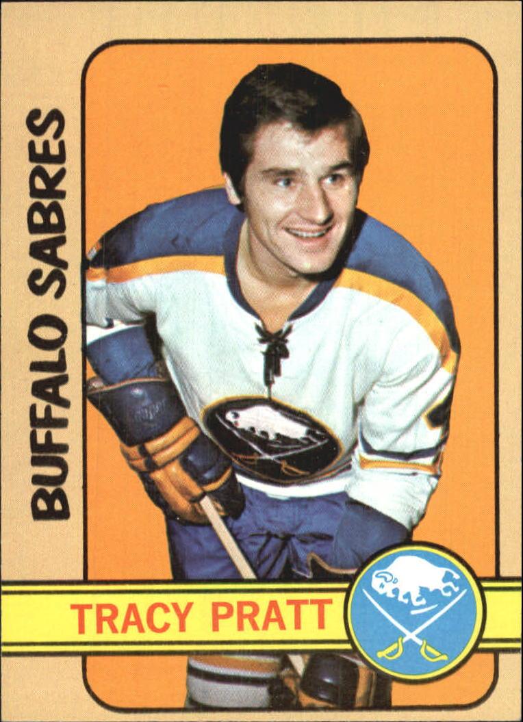 1972-73 Topps #84 Tracy Pratt DP