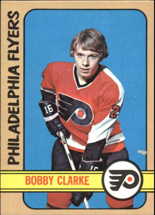 1972-73 Topps #90 Bobby Clarke