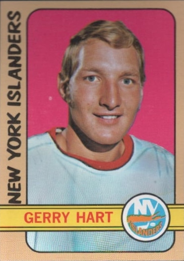 1972-73 Topps #92 Gerry Hart RC