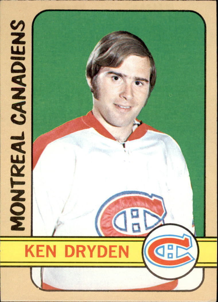 1972-73 Topps #160 Ken Dryden