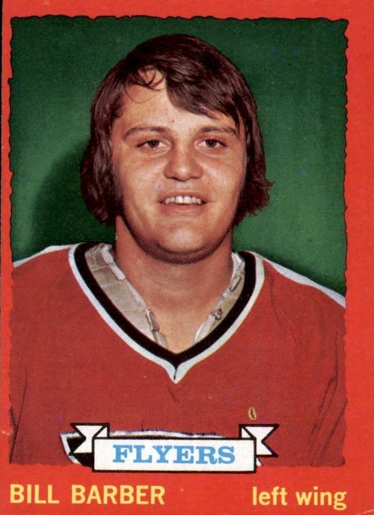 1973-74 O-Pee-Chee #81 Bill Barber RC