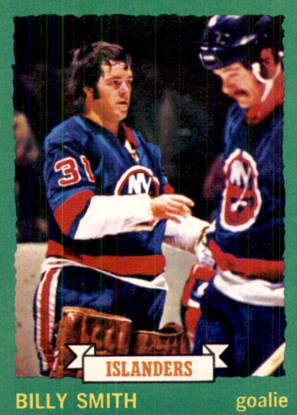 1973-74 O-Pee-Chee #142 Billy Smith RC