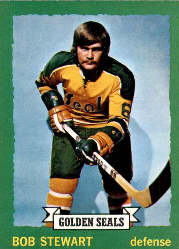 1973-74 O-Pee-Chee #188 Bob Stewart RC