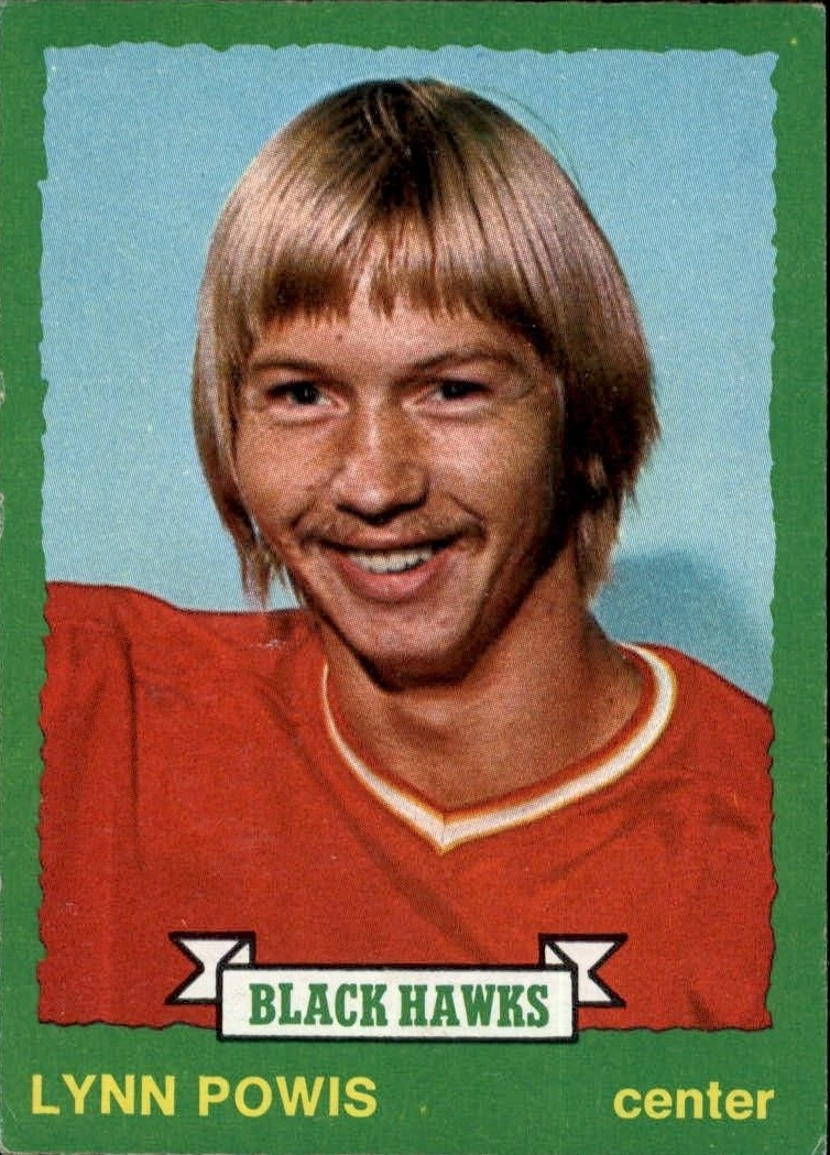 1973-74 O-Pee-Chee #209 Lynn Powis RC