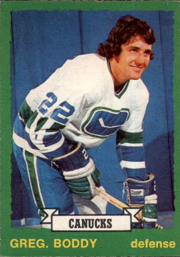 1973-74 O-Pee-Chee #235 Gregg Boddy RC