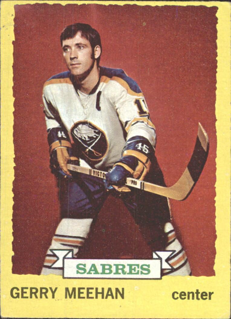 1973-74 Topps #22 Gerry Meehan
