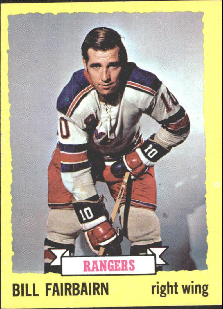 1973-74 Topps #41 Bill Fairbairn