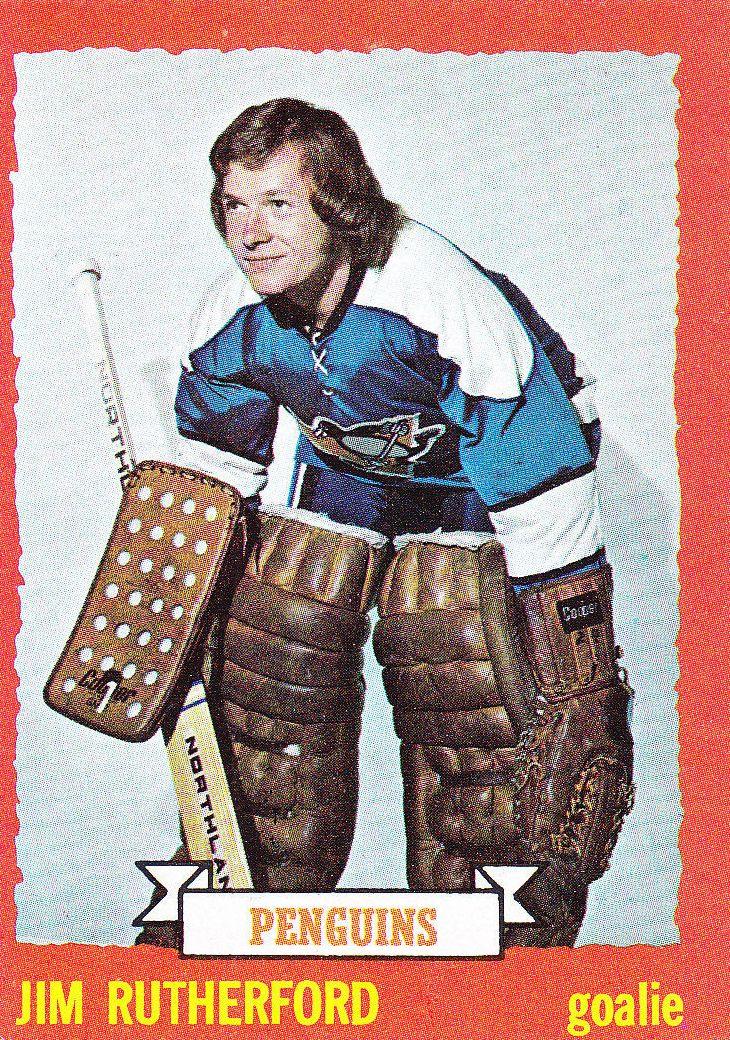 1973-74 Topps #59 Jim Rutherford DP