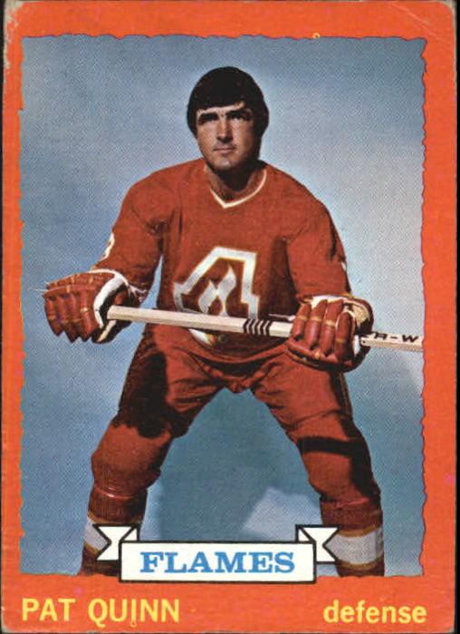 1973-74 Topps #61 Pat Quinn DP