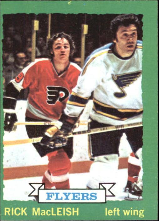 1973-74 Topps #135 Rick MacLeish