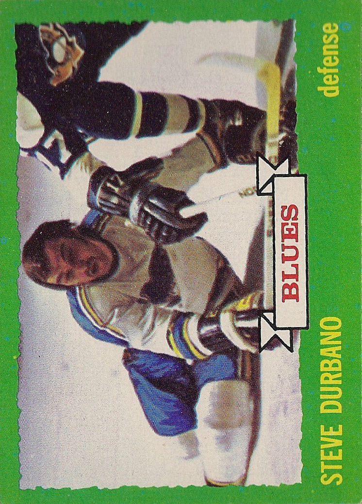 1973-74 Topps #168 Steve Durbano RC