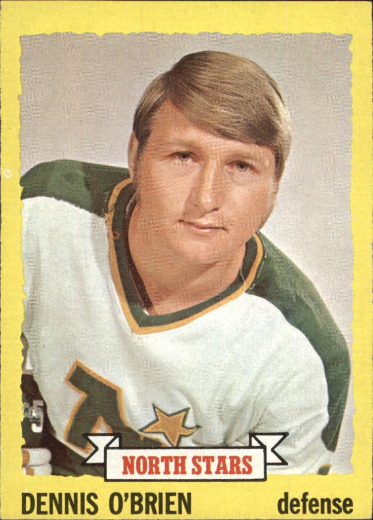 1973-74 Topps #177 Dennis O'Brien RC