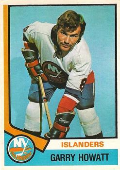 1974-75 O-Pee-Chee #375 Garry Howatt RC