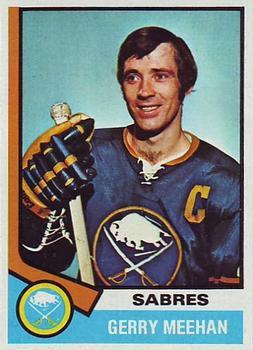 1974-75 Topps #99 Gerry Meehan