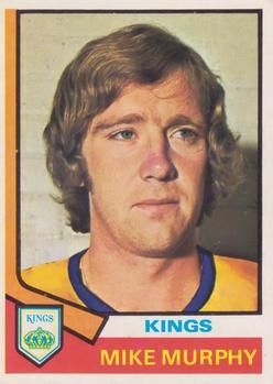 1974-75 Topps #224 Mike Murphy