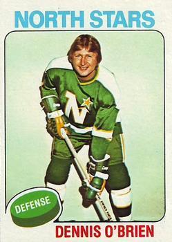 1975-76 Topps #53 Dennis O'Brien