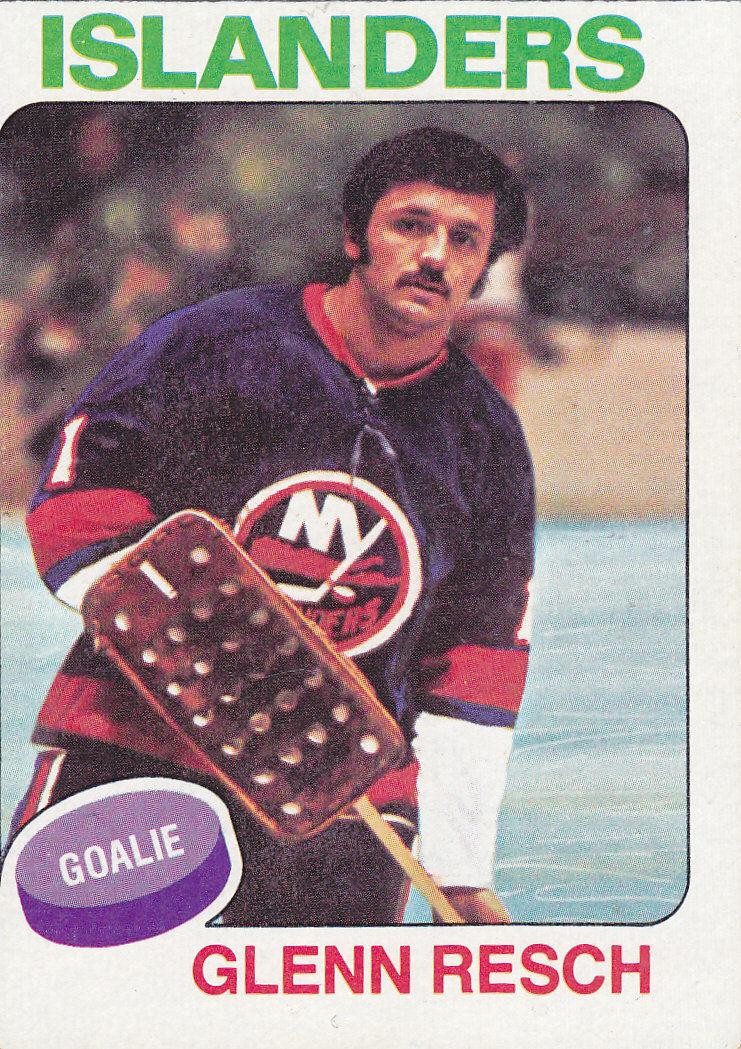 1975-76 Topps #145 Glenn Resch