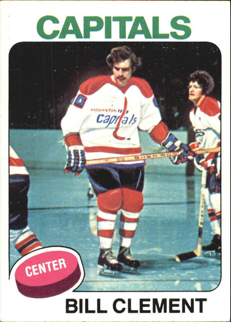 1975-76 Topps #189 Bill Clement