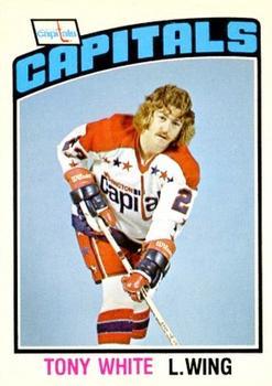 1976-77 O-Pee-Chee #279 Tony White RC