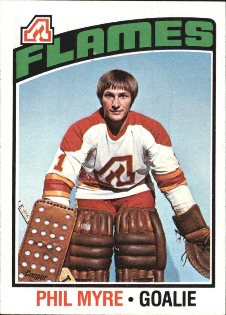 1976-77 Topps #17 Phil Myre