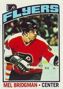 1976-77 Topps #26 Mel Bridgman RC