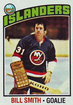 1976-77 Topps #46 Billy Smith