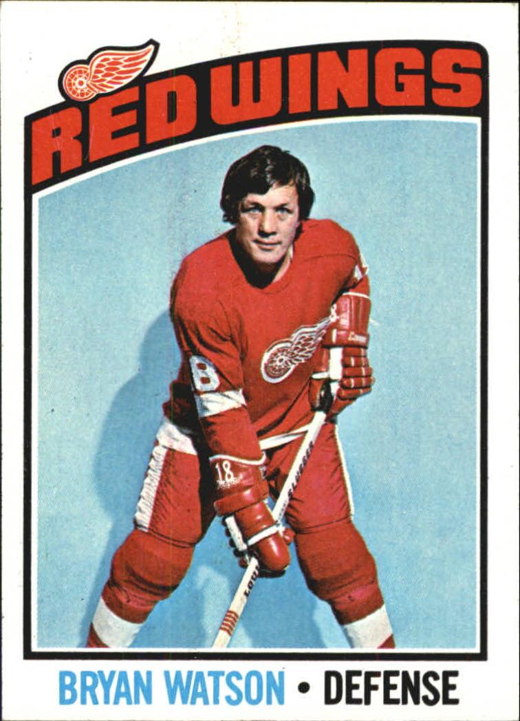 1976-77 Topps #228 Bryan Watson