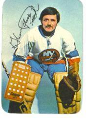 1976-77 Topps Glossy Inserts #6 Glenn Resch