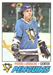 1977-78 O-Pee-Chee #102 Pierre Larouche