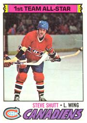 1977-78 O-Pee-Chee #120 Steve Shutt AS1