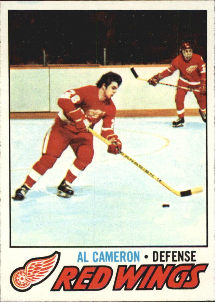 1977-78 Topps #48 Al Cameron RC