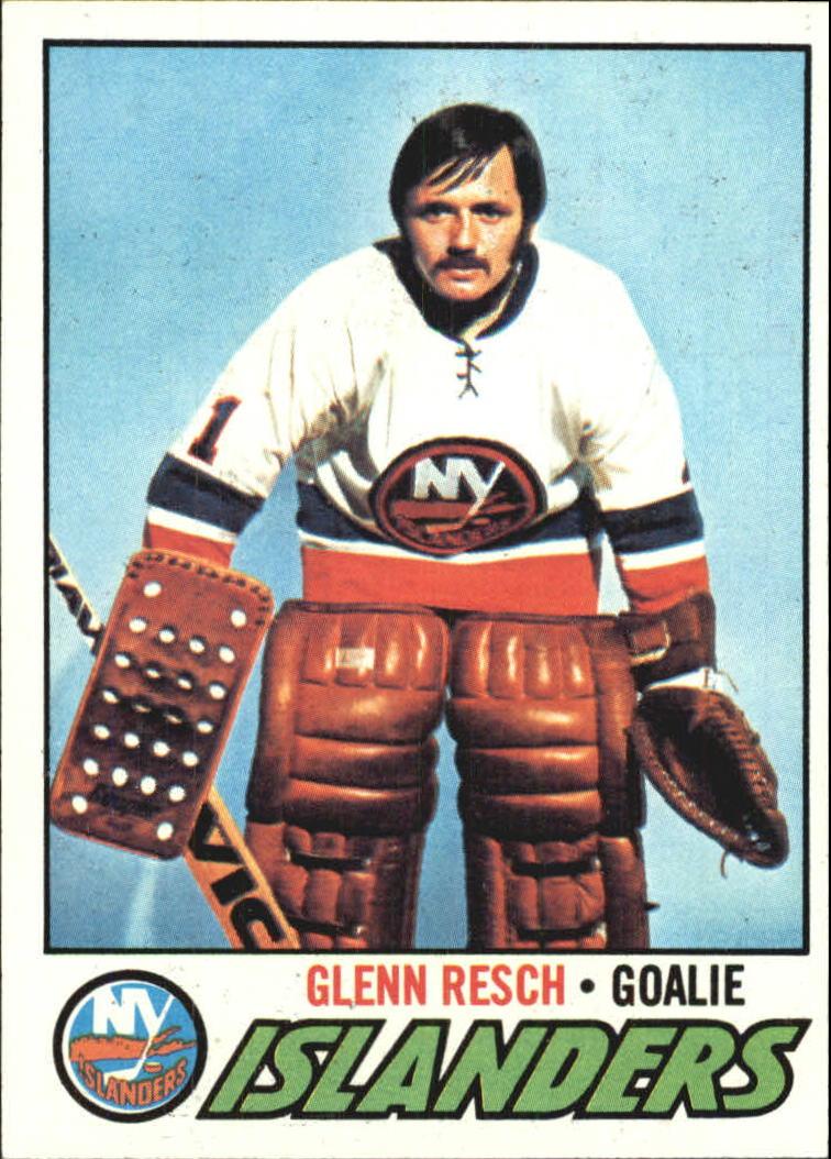 1977-78 Topps #50 Glenn Resch