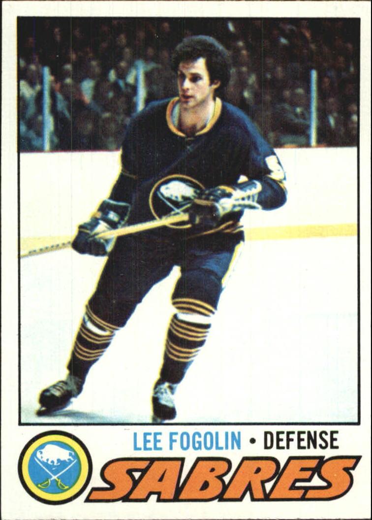 1977-78 Topps #94 Lee Fogolin