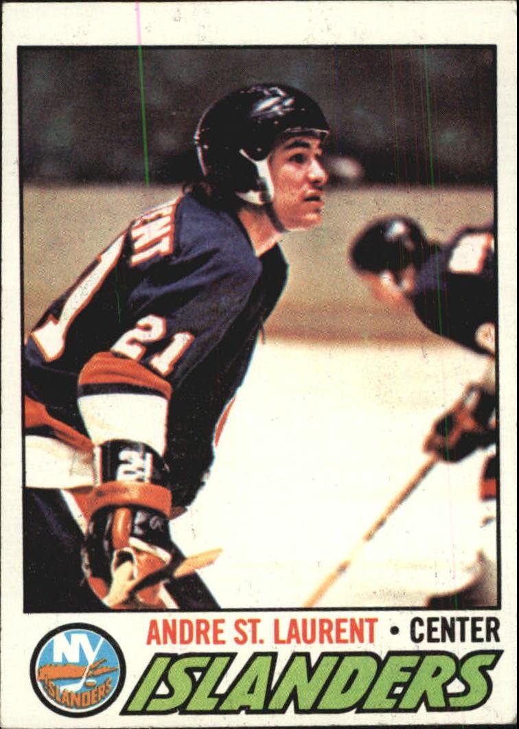 1977-78 Topps #171 Andre St.Laurent