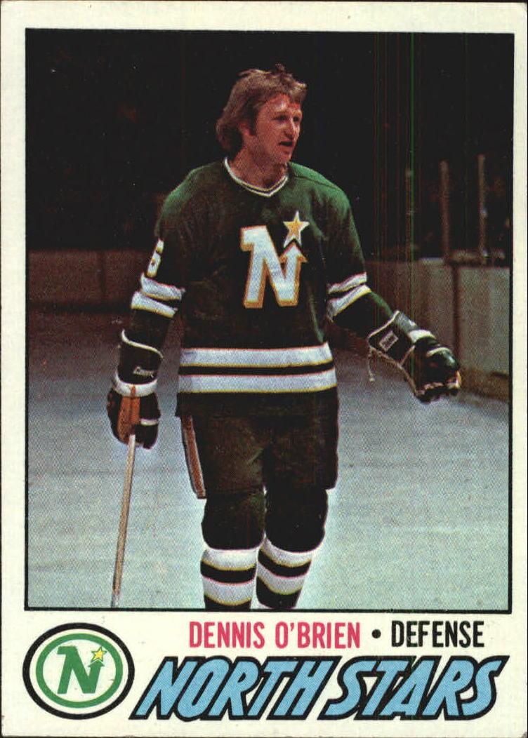 1977-78 Topps #173 Dennis O'Brien