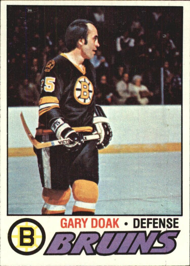 1977-78 Topps #181 Gary Doak