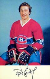 1977-78 Canadiens Postcards #7 Bob Gainey