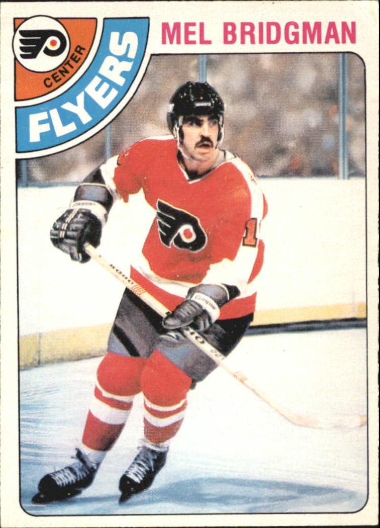 1978-79 O-Pee-Chee #26 Mel Bridgman